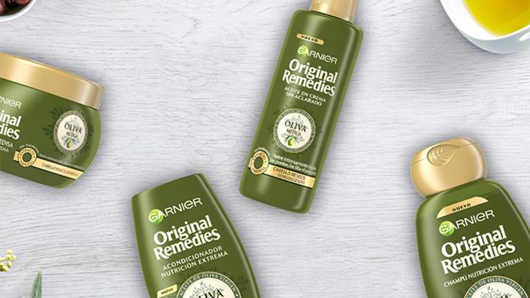 oliva mitica original remedies garnier