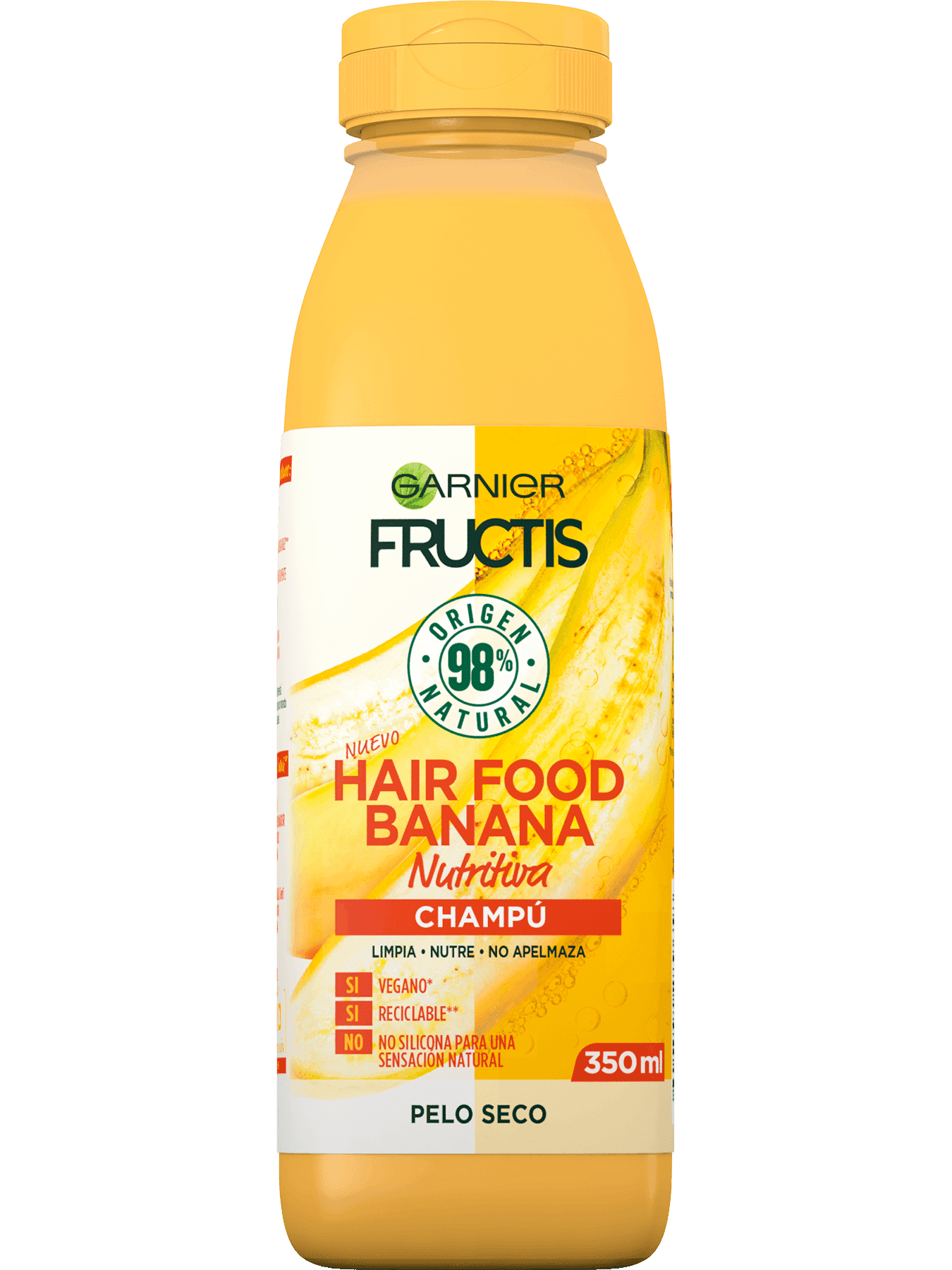 Champú Hair Foor Banana
