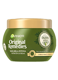 Mascarilla Oliva Mítica - Original Remedies