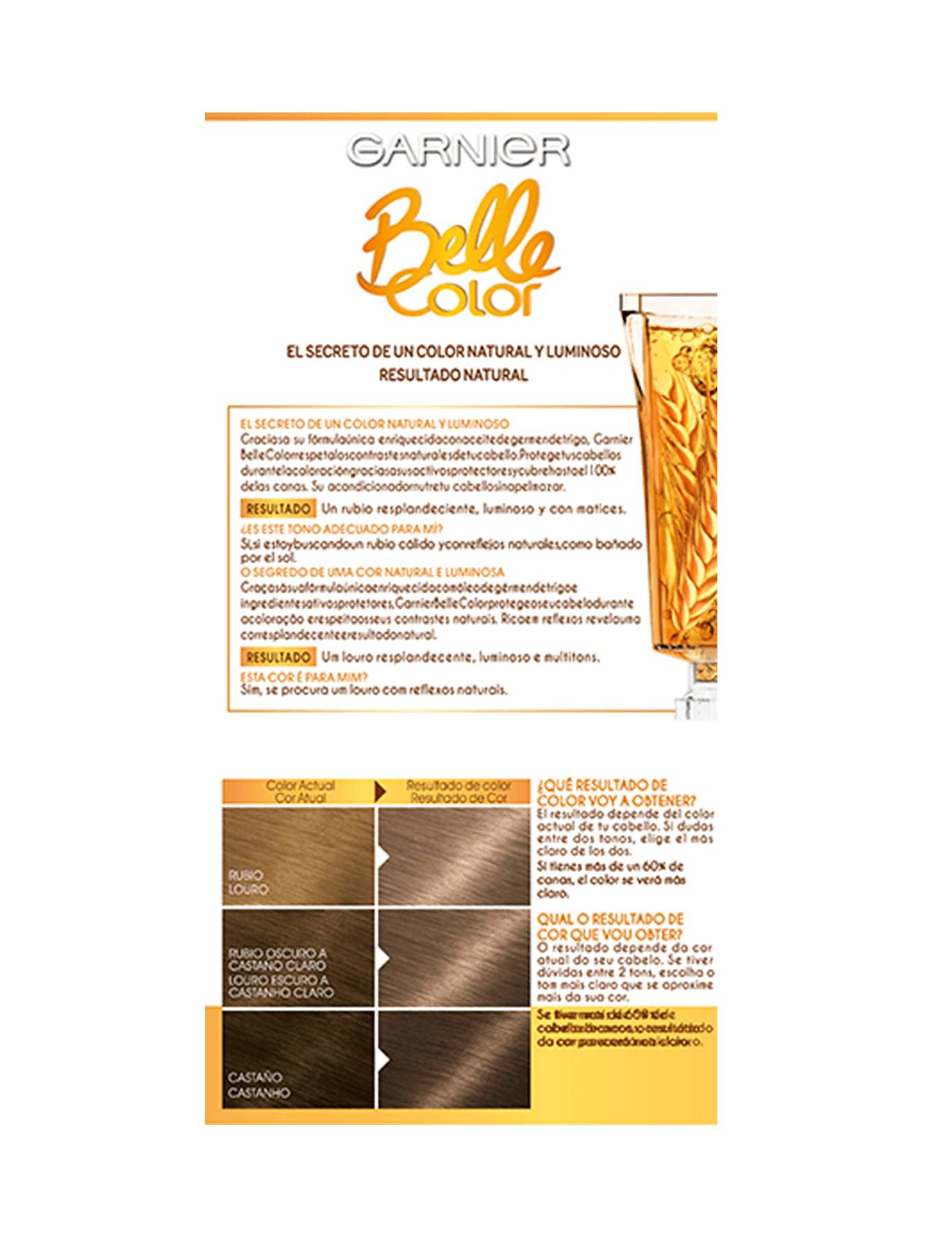 Belle Color 7.1