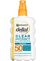 Delial Spray Clear Protect IP50